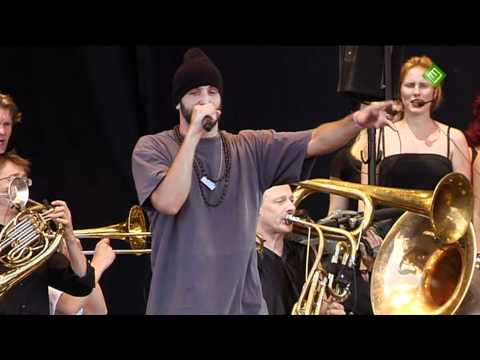 The Kyteman Orchestra - While I was away @ Pinkpop 2012
