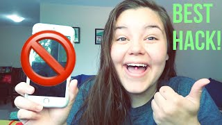 BEST TRICK TO GET YOUR KIDS OFF YOUR PHONE !! | Elizabeth&Brennon
