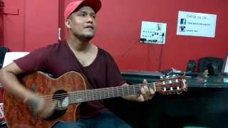 Majnu Oorikey ala guitar chords (cover)