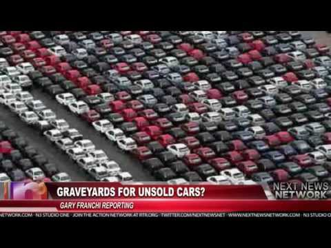graveyards for unsold cars youtube. Black Bedroom Furniture Sets. Home Design Ideas