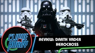 Review: Action Figure Darth Vader Herocross #11 - Boneco Hybrid Metal Figure Star Wars