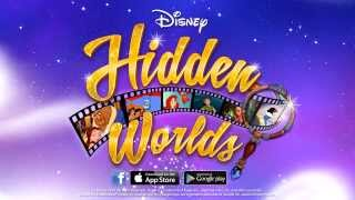 Disney Hidden Worlds: Hero Trailer