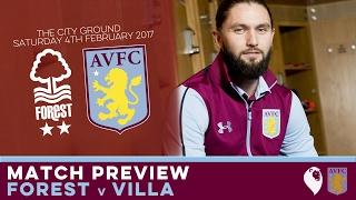 MATCH PREVIEW   Nottingham Forest v Villa (ft. Forever Forest TV)