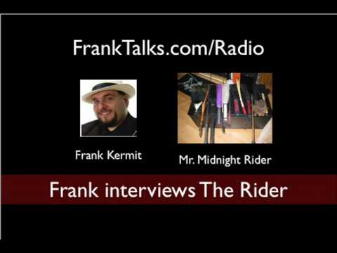 Mr Midnight Rider interview 1 of 3, BDSM, Master Dom, Montreal