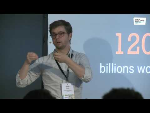 #bbuzz 17 Simon Dollé-Feeding Word2vec with tens of billions of items, what could possibly go wrong? on YouTube