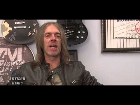 EX PANTERA BASSIST REX BROWN TAKES IT TO THE FANS FOR CLINIC, SIGNS TO HARTKE AMPS