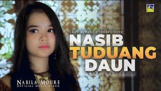 Gambar cover Nabila Moure - NASIB TUDUANG DAUN [Official Music Video] Lagu Minang Terbaru 2020
