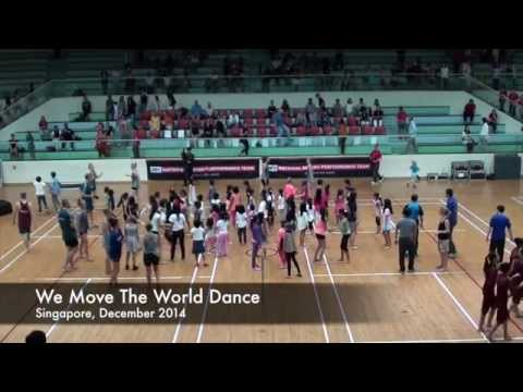 We Move The World Dance