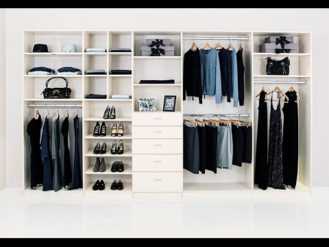 Superieur Closet Design | How To Build Walk In Closet Design