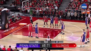 NBA 2K21 Full Gameplay NCAA Concept (PENN STATE vs. ILLINOIS) Quick Play Match [PS5 Gameplay]