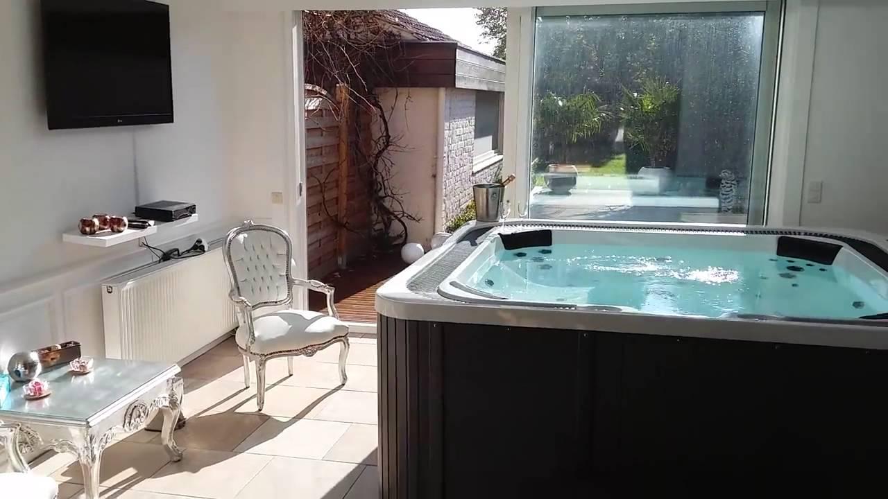 Spa Privatif Lille Nord Atypique Spa Youtube