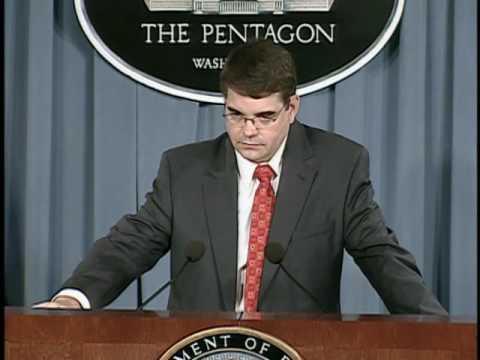 OASD: DoD News Briefing with Col. Bulen at the Pentagon, Jun