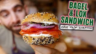 The Bagel Sandwich that New York Created