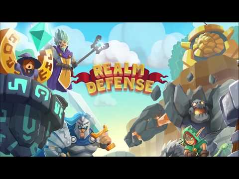 play Realm Defense: Hero Legends TD on pc & mac