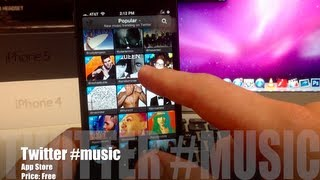 Video Twitter #music - Free App - Discover Music! download MP3, 3GP, MP4, WEBM, AVI, FLV Juni 2018