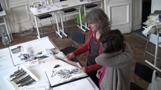 Créativité (Bordeaux 2014) - Stage de dessin