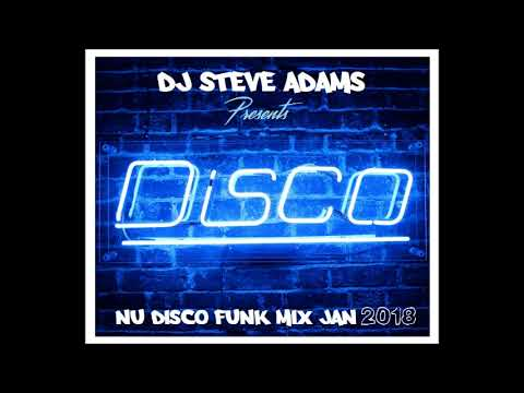 Nu Disco Funk Mix Jan 2018