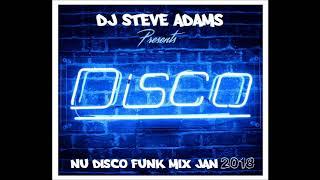 Nu Disco Funk Mix Jan 2018