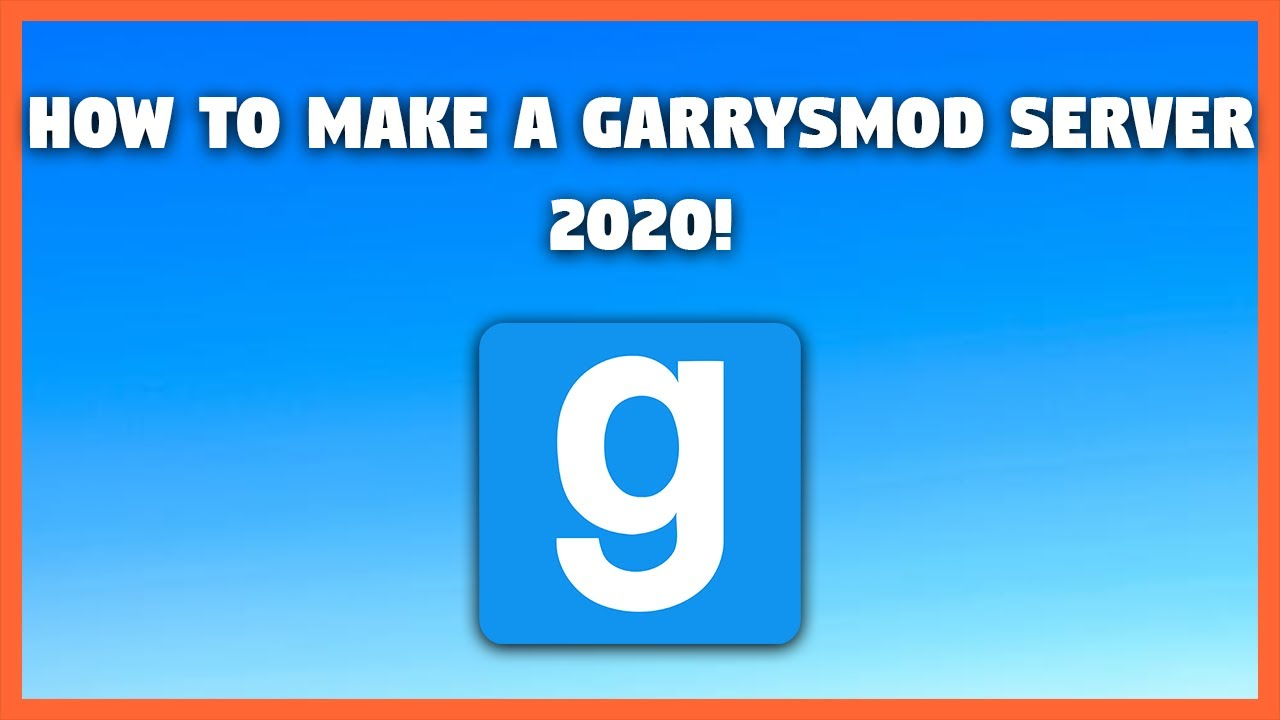 How to create a Garrys mod server 52