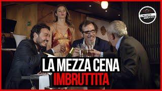 Il Milanese Imbruttito - La MEZZA CENA Imbruttita