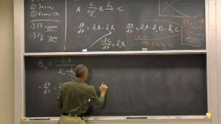 Lec 33 | MIT 5.60 Thermodynamics & Kinetics, Spring 2008