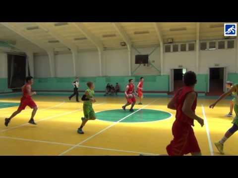 Player Almaty School Basketball League. Adam Molashvili