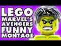 LEGO Marvel's Avengers Funny Montage!