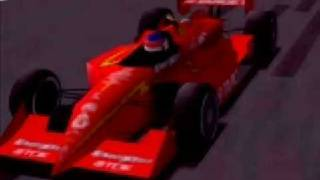 Microsoft Cart Precision Racing- Old Demo Video