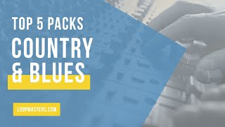 Top 5 | Best Country Blues Sample Packs | Acoustic Guitar Loops Samples Sounds