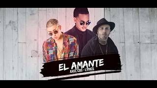 El Amante Remix Nicky Jam x Bad Bunny x Ozuna Letra - Lyrics LC.mp3