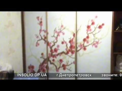 шкаф купе фото сакура