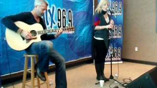 Natasha Bedingfield Pocket Full of Sunshine Acoustic Live