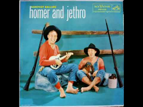 Barefoot Ballads [1957] - Homer And Jethro