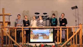 Детская рождественская программа 10,01,2015