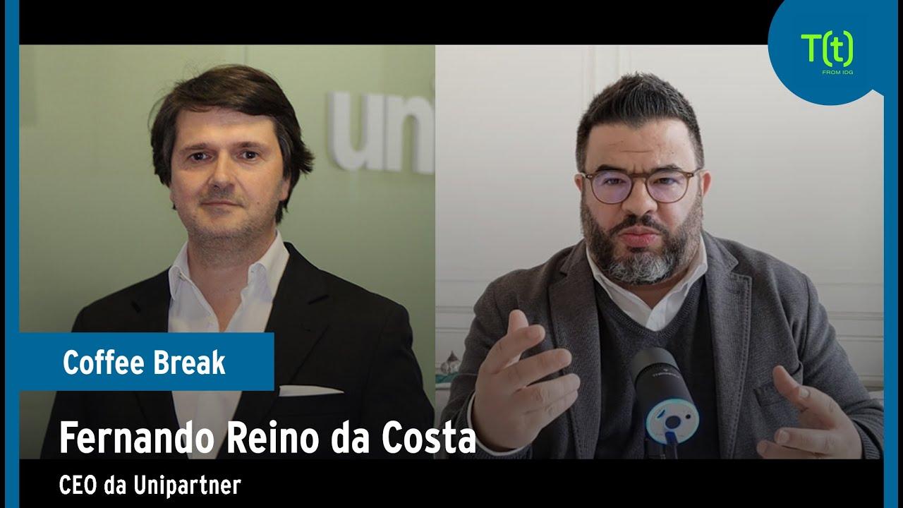 Fernando Reino da Costa on ComputerWorld's Coffee Break - the future of work!