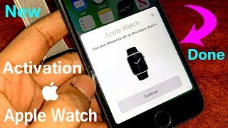 Apple Watch Activation Lock Bypass/Remove iCloud Lock ON Apple Watch Without Apple ID