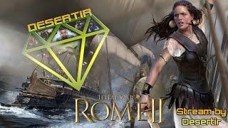 Rome 2 - Total War | Покорение Европы Курсором
