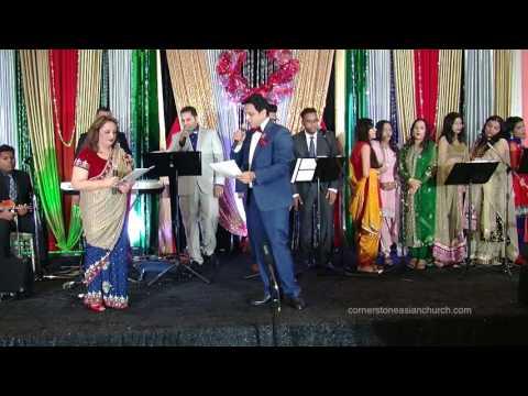 AAJ FARISHTON NAY KHUSH HOKAR (Christmas Urdu Song) - Cornerstone Asian Church Canada
