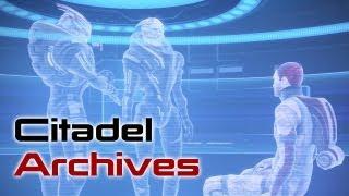 Citadel Archives (Mass Effect 3 Citadel DLC)