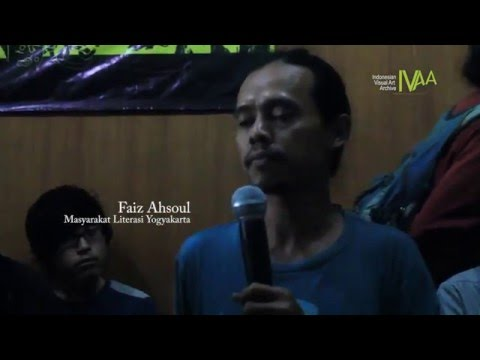 #DokumentasiIVAA: MAKLUMAT BUKU DARI JOGJA