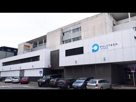 Journée Portes Ouvertes - Polytech Angers 2019 - 2020