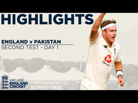 Day 1 Highlights | England Bowlers Take Opening Day Advantag