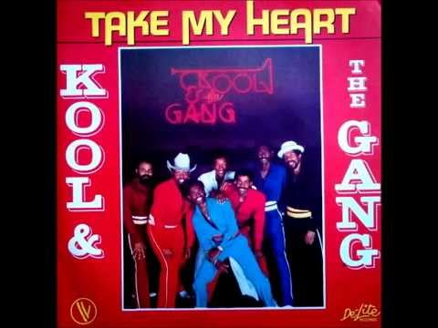 Kool & The Gang - Take my heart ' you can have it if you want it' 12'' (1981)