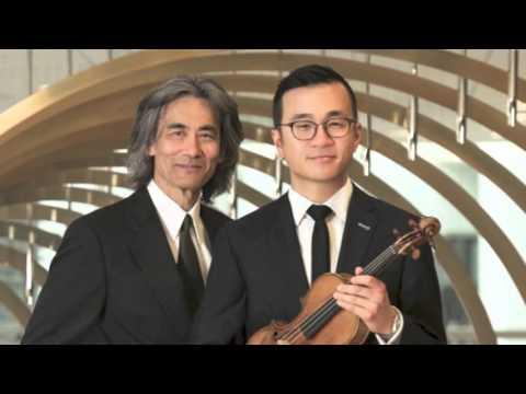 Andrew Wan, OSM, Kent Nagano / Saint-Saëns : Concerto pour violon n°3