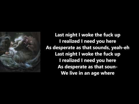 Woke the F*ck Up - Jon Bellion (Lyrics)