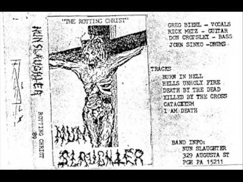 Nunslaughter -  Pyre (1995)