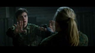 the 5th wave movie clip hes one of us chloe grace moretz nick robinson alex roe