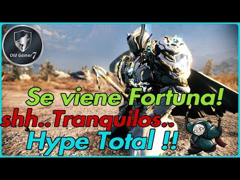 WARFRAME (PARTNER) HYPE TOTAL! SALE FORTUNA ESTA SEMANA! Gameplay de la nueva expancion IMPERDIBLE! thumbnail