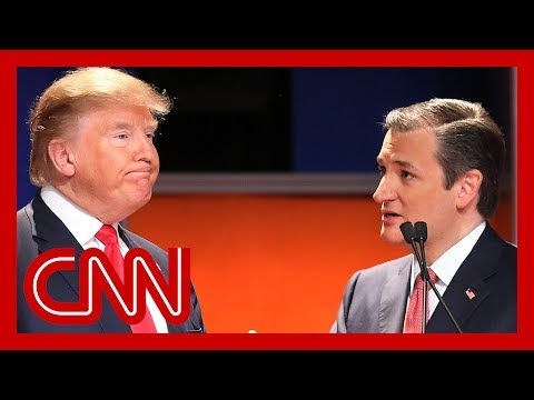 Watch Ted Cruz's eerie prediction about Trump
