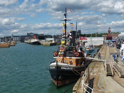 Southampton Maritime Festival & Cruise Ships - 23/08/2014